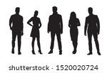 business people  group of... | Shutterstock .eps vector #1520020724