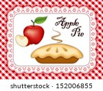 Apple Pie  Ripe Fruit  Slice ...