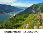 Juneau Alaska View From Mount...