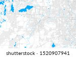 rich detailed vector area map... | Shutterstock .eps vector #1520907941