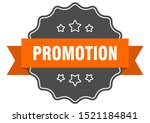 promotion isolated seal.... | Shutterstock .eps vector #1521184841