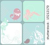 design for deco | Shutterstock .eps vector #15212170