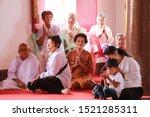lampang  thailand  september 28 ... | Shutterstock . vector #1521285311