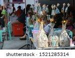 lampang  thailand  september 28 ... | Shutterstock . vector #1521285314