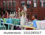 lampang  thailand  september 28 ... | Shutterstock . vector #1521285317
