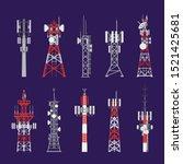 Radio Masts And...
