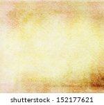 grunge painted background ... | Shutterstock . vector #152177621
