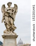 One Of Bernini Angels On The...