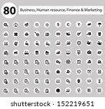 business  human resource... | Shutterstock .eps vector #152219651