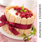 """Cake """"charlotte"""" With..."""
