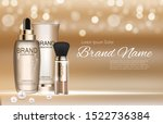 design cosmetics product ...   Shutterstock .eps vector #1522736384