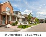 Suburban Residential Street...