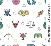 seamless pattern texture with...   Shutterstock .eps vector #1522845764