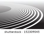 track lines. abstract... | Shutterstock .eps vector #152309045