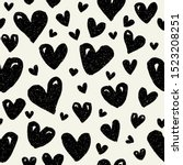 template seamless pattern with... | Shutterstock .eps vector #1523208251