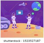 astronaut schedule planning...