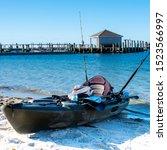 Fishing Kayak With Equipment...
