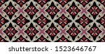 Beads Embroidery Ethnic...