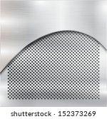 metal background  | Shutterstock .eps vector #152373269