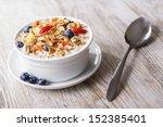 muesli | Shutterstock . vector #152385401