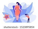 photographer taking photos of... | Shutterstock .eps vector #1523895854