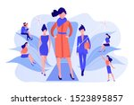 designers display latest... | Shutterstock .eps vector #1523895857