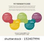 vector illustration of circle... | Shutterstock .eps vector #152407994