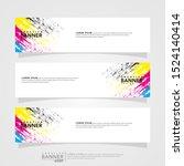 vector design banner background ...