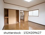 Small photo of Vacant room in apartment.