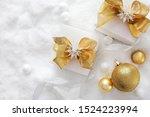 christmas gift  christmas... | Shutterstock . vector #1524223994