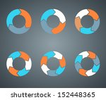template for your business... | Shutterstock .eps vector #152448365