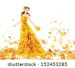 Fashion Autumn Woman  Fall...