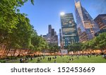 new york   may 17  people... | Shutterstock . vector #152453669