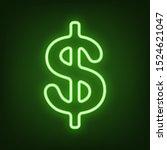 Dollars Sign Illustration. Usd...