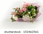 Romantic Flowers For Graduate