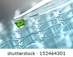 dosage drop tube in the... | Shutterstock . vector #152464301