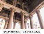 Pantheon Detail  Column Detail...