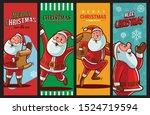 set of graphics with cartoon...   Shutterstock .eps vector #1524719594