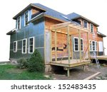 isolation of home remodelling   Shutterstock . vector #152483435