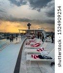 Twa Hotel Airport Pool Bar At...