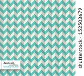 seamless chevron zigzag pattern ... | Shutterstock .eps vector #152503679