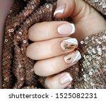 Nail Polish. Art Manicure....