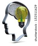 idea   3d | Shutterstock . vector #152511629