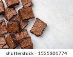 Chocolate Brownie Cake Desert...