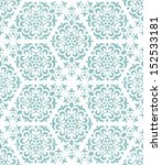 ornate geometric wallpaper.... | Shutterstock .eps vector #152533181