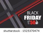 black friday modern background... | Shutterstock .eps vector #1525370474
