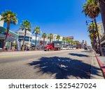 los angeles  california   aug... | Shutterstock . vector #1525427024