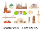 turkey country buildings... | Shutterstock .eps vector #1525529627