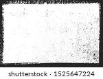 vector grunge frame. grunge... | Shutterstock .eps vector #1525647224