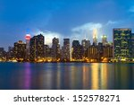 new york city | Shutterstock . vector #152578271